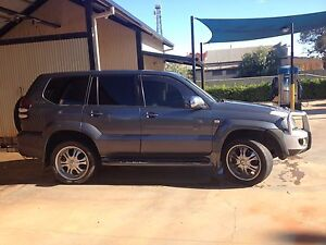 2006 prado Windale Lake Macquarie Area Preview