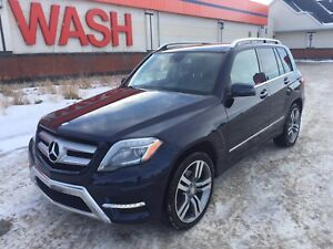 2013 Mercedes Benz GLk350 4Matic, 115Kms, Panoramic, $27,700 OBO