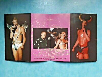 Erasure – live Birmingham N.E.C.1988-rare silver cd import