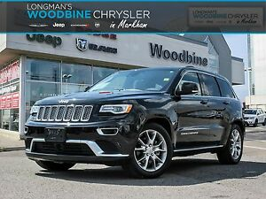 2016 Jeep Grand Cherokee Summit/Exective Driven/Hemi