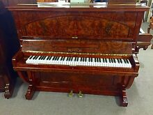 STUNNING GERMAN 3 CROWN RONISCH PIANO - FULLY RESTORED Norwood Norwood Area Preview