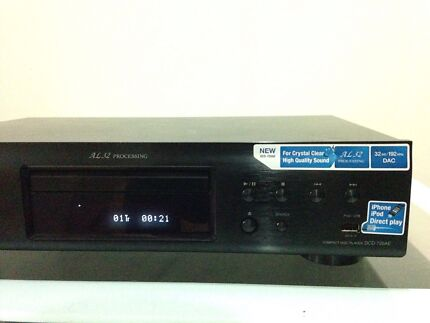 DENON DCD-720AE CD & USB Player 32Bit Sound Up scale Melton Melton Area Preview