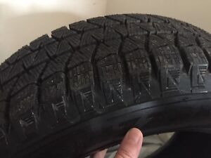Bridgestone Blizzak Winter Tires 4