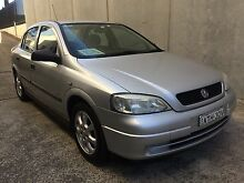 2005 HOLDEN ASTRA EQUIPE SEDAN 1.8l Miranda Sutherland Area Preview