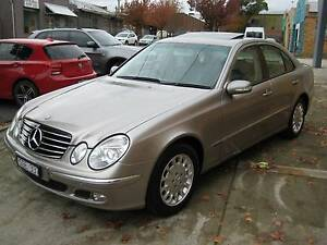 2003 Mercedes-Benz E240 ELEGANCE RWC FULL SERVICE A1 $9988 Heidelberg Heights Banyule Area Preview