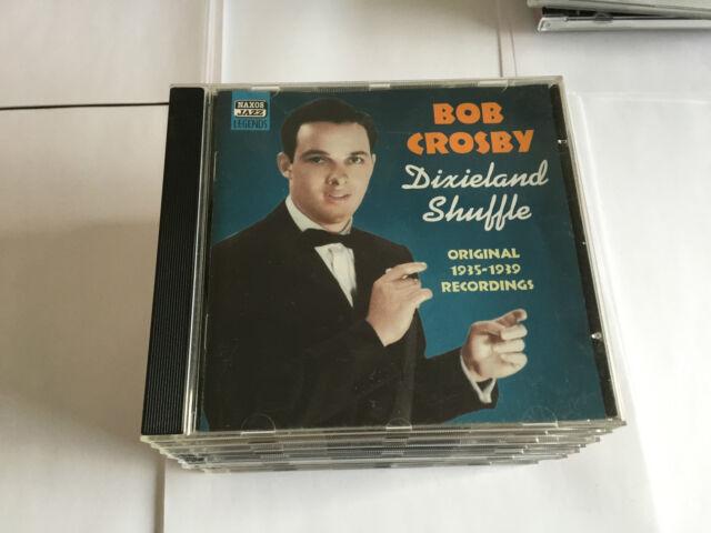 Bob Crosby Dixieland Shuffle 2003  CD  636943265222