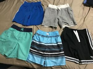 $30 for all 9 pairs of boys 4T shorts.