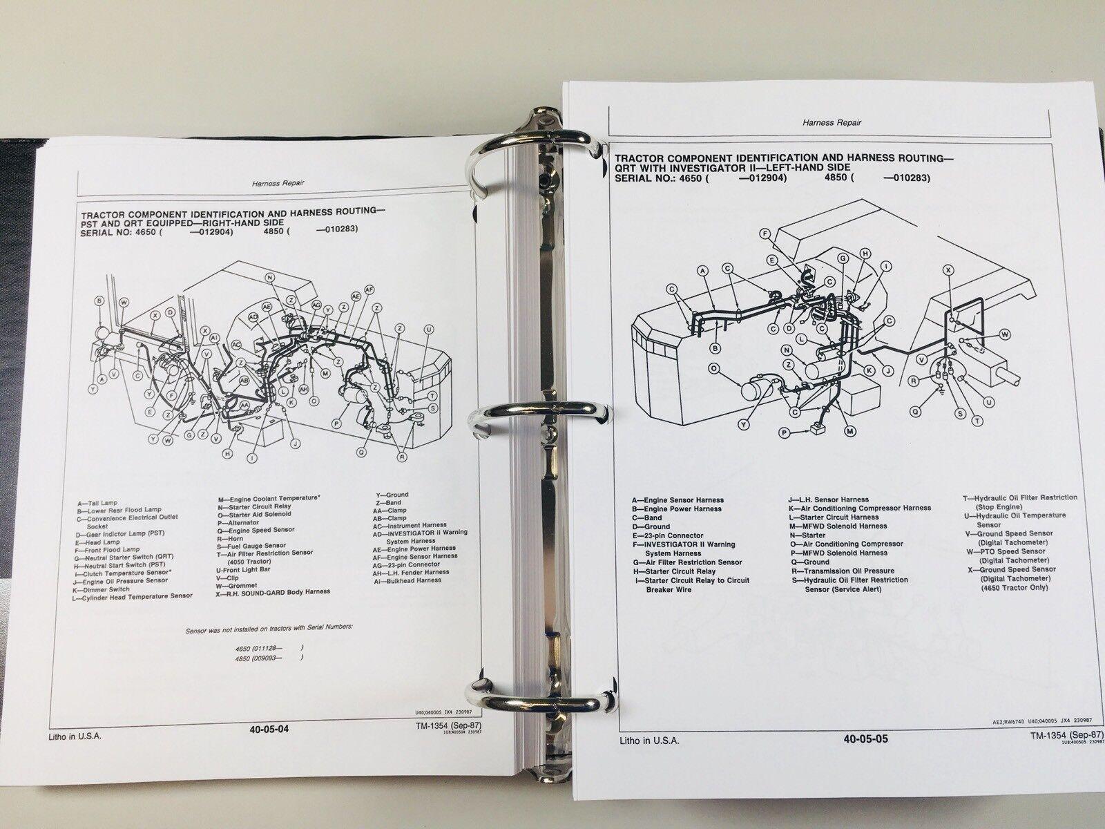 4650 Wiring Diagram - All Diagram Schematics