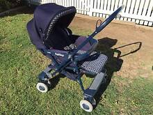 Peg Perego Roma Convertible Stroller Banyo Brisbane North East Preview