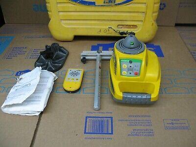 Spectra Precision Laser Hv301 Rotary Laser Level