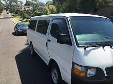 Awesome Appearance & Mechanical Condition 2001 Hiace LWB Van Pascoe Vale Moreland Area Preview