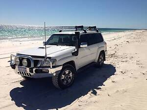 2006 Atuo Nissan Patrol Wagon - Fishing & Camping Gwelup Stirling Area Preview