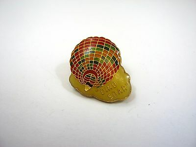 Soaring Hot Air Balloon - Vintage Collectible Pin: Dino Soar Hot Air Balloon Multi Color