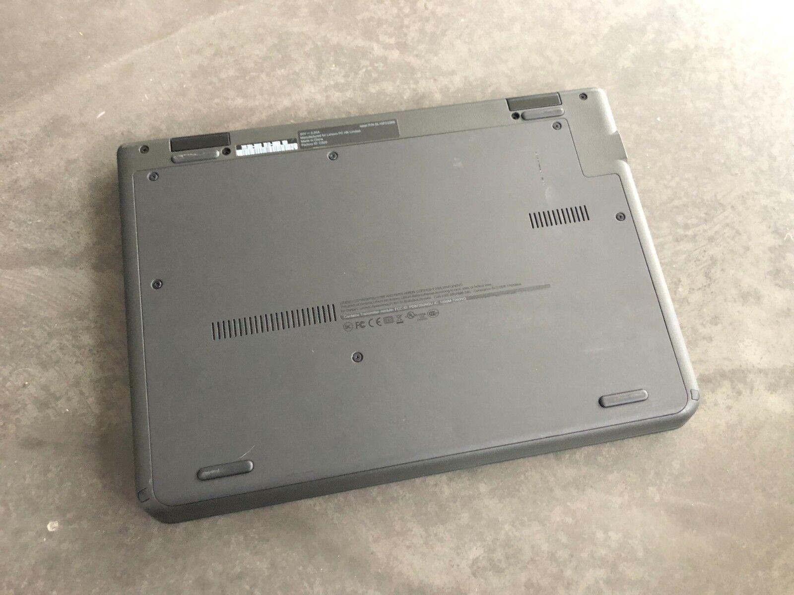 Lenovo chromebook 11e celeron quad core n2940 1.83 4gb ram 16gb ssd chromeos