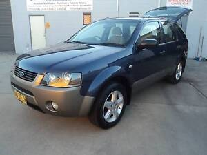 2008 Ford Territory AUTO Wagon, IMMACULATE. Yamba Clarence Valley Preview