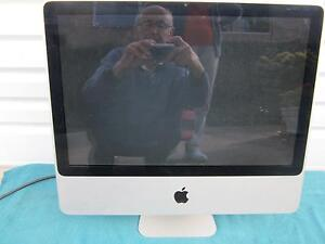 "IMAC  20"" 2009 repair or for parts Caringbah Sutherland Area Preview"