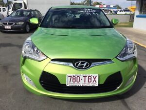 2013 Hyundai Veloster Automatic Coupe Capalaba Brisbane South East Preview