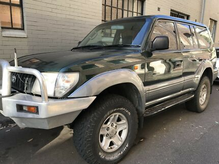 reliable 2002 Toyota Prado 4x4/4wd fully equipped and ready to go