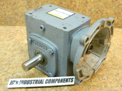 Boston Gear   15:1 ratio   speed reducer   422 in lbs  F71815B5G