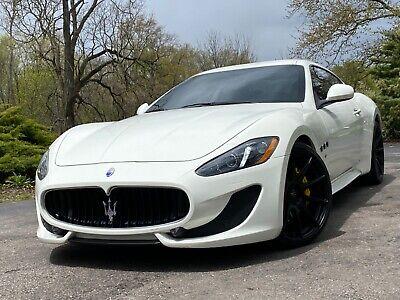 "2015 Maserati Gran Turismo SPORT COUPE 4.7L V6 /NAVI/HEATED SEATS/21""RIMS 2015 MASERATI GRAN TURISMO SPORT COUPE 4.7 L V8 (M.S.R.P $135,000)"
