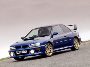 I am interested in a first  generation Subaru Impreza 2 door