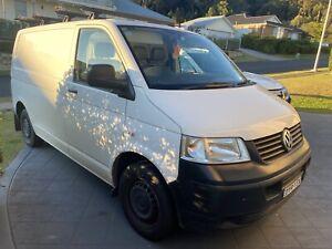 2009 Volkswagen Transporter (swb) 5 Sp Manual Van
