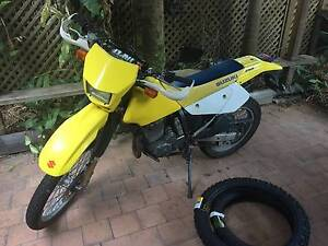 Suzuki DRZ250 For Sale Byron Bay Byron Area Preview