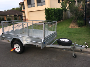 Trailer rental hire $40 per day Helensvale Gold Coast North Preview