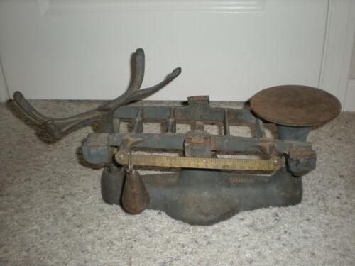 Antique Vintage Penn Weight Scale Phila PA