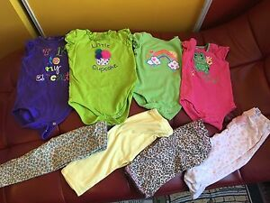 6/9 months baby girl clothes
