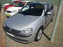 2003 Holden Barina OCTOBER REGO, 5 DOOR, A/C, MANUAL Redhead Lake Macquarie Area Preview