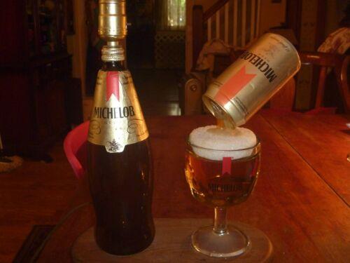 Rare Michelob Beer Display Lamp Original Creation