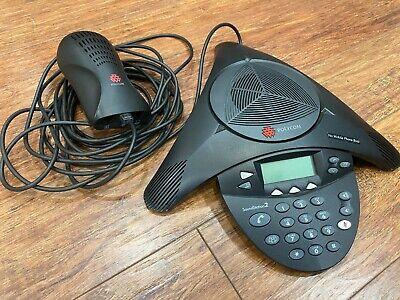 Polycom Soundstation 2 Non-expandable Conference Phone 2201-16000-601 W Module