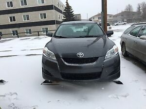TOYOTA MATRIX AWD