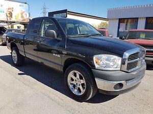 2008 Dodge Ram 1500 SLT 4X4 4 DOOR 5.7 HEMI