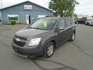 2012 Chev Orlando--MARKED DOWN TO SELL- WWW.PAULETTEAUTO.CO