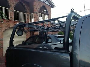 TOYOTA HILUX SR5 CUSTOM MADE ROLLBAR Sefton Bankstown Area Preview