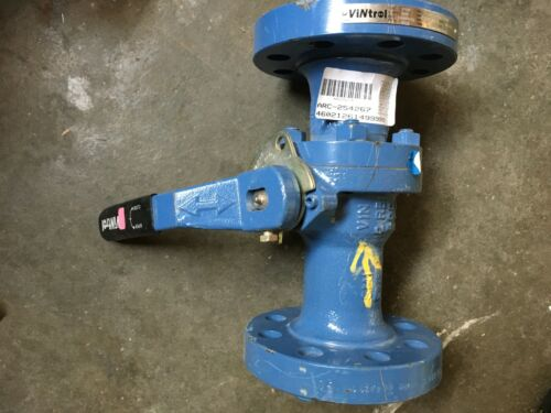 "Vintrol Floating Ball Valve 2"" RB Class 600 p/n 4602-1261419999"