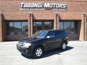 2012 Ford Escape 4-CYL / LEATHER | SUNROOF HEATED SEATS!!