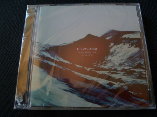 Opium Lord - The Calendrical Cycle: Eye Of Earth (SEALED NEW CD 2015)