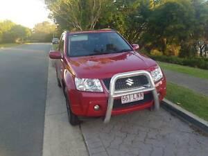 2009 Suzuki Grand Vitara (4x4) 5 Sp Manual 2d Wagon LOW KM's