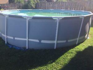 Pool 10x25