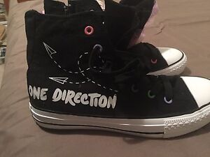 One Direction Canvas Shoes Valley Heights Blue Mountains Preview