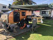 Teardrop camper caravan South Windsor Hawkesbury Area Preview