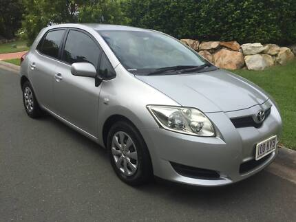Toyota Corolla Ascent hatchback in excellent condition