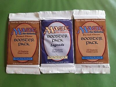 Magic The Gathering Booster Pack Lottery