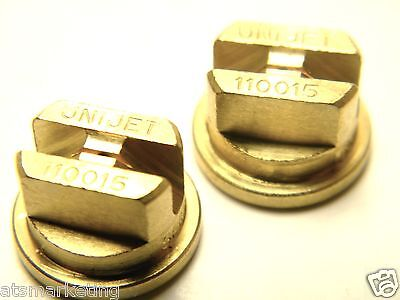 Carpet Cleaning Brass T-Jets 11001.5 for wands