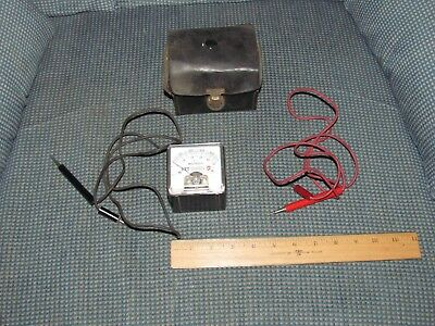Original General Controls Millivolts #500R106 with Box instructions & Cables