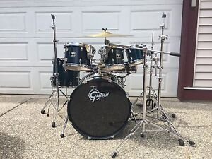 """Gretsch Catalina Ash with 8"""" tom drumset"""