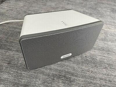 Sonos PLAY:3 WHITE Wireless Speaker